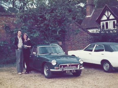 Paul & Judith 1979.