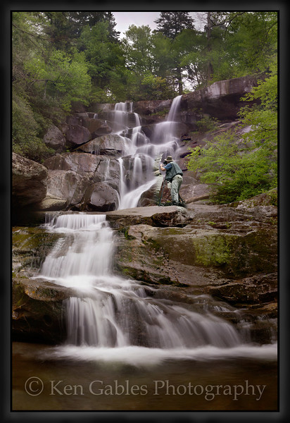 Ramsey Cascades, Great Smoky Mountain National Park, Tennessee