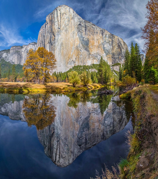 El Capitan Reflection.