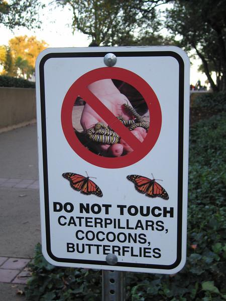 Balboa Park, San Diego, 25 Nov 2011