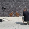 Julian Stock on a Product photography shoot on-location