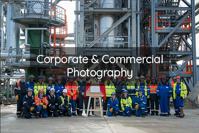 Corporate & Commercial Photography