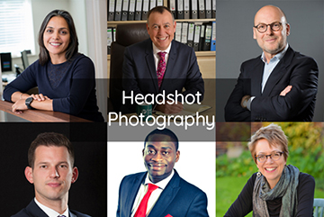 Headshot Photography service in Hampshire