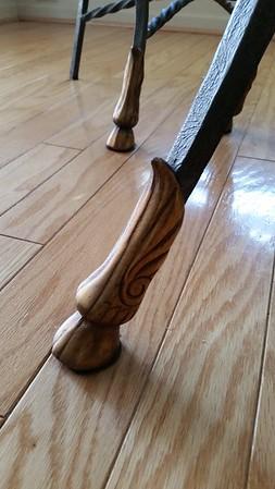 Great hoof feet