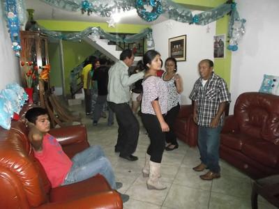 New Year's Peru 2014