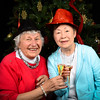 New Years at Suny View Retirement Community :
