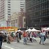 Street fair mid-town