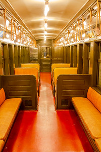 Subway car-Transit Museum