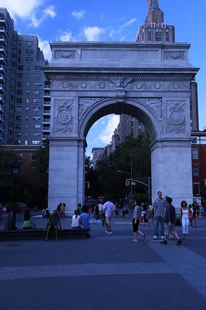 New York - August 2013