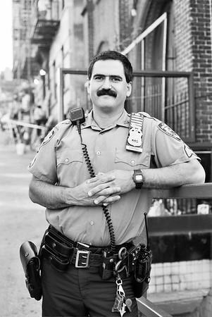 Kevin O'Rourke, 23rd Precinct, NYPD
