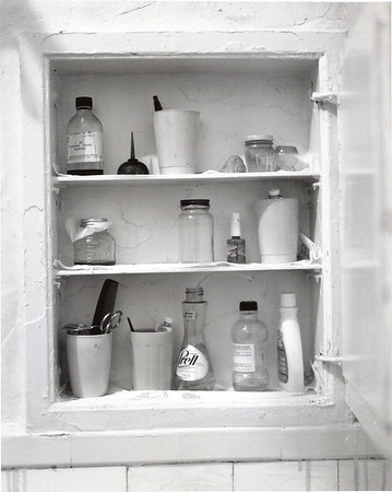 Auntie Esther's Medicine Cabinet