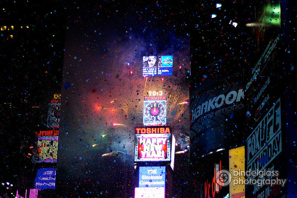New Years 2013 in Times Square