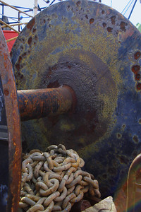 Wheel and Chain