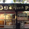 99¢ Fresh Pizza