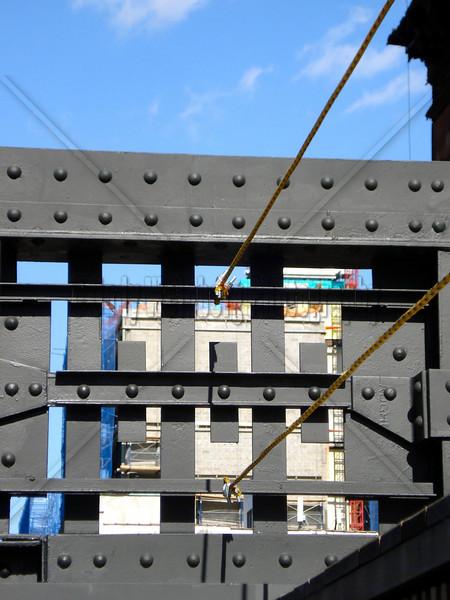 Rail of Highline Park