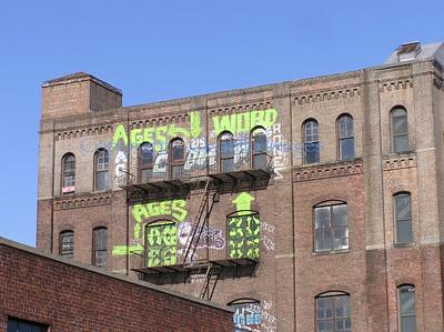 Wordages / Brooklyn