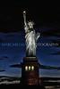 Lady Liberty @ dusk1 (Thur 7/22/10)