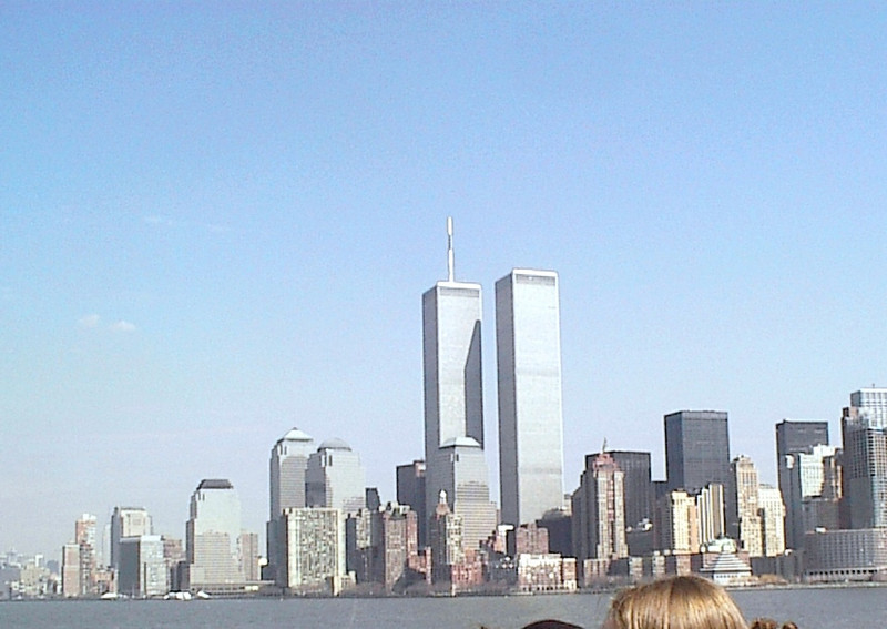 Remembering New York <br /> <br /> World Trade Center From Ferry March 2001