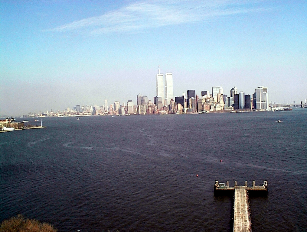Remembering New York <br /> World Trade Center March 2001