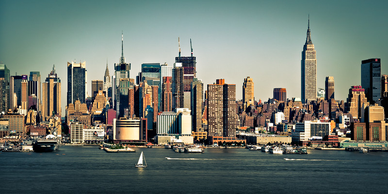 Travel Photography Blog: New York City - the Best Spot to Photograph Manhattan