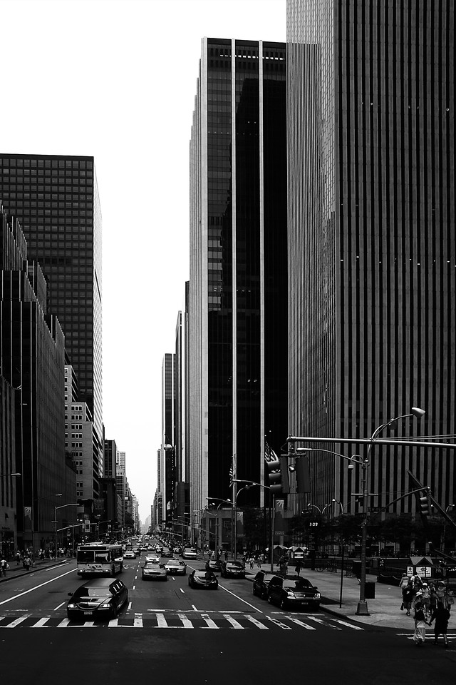 Travel Photography Blog: New York.  Midtown