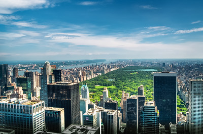 The Best Spot for Photographing New York City from Above