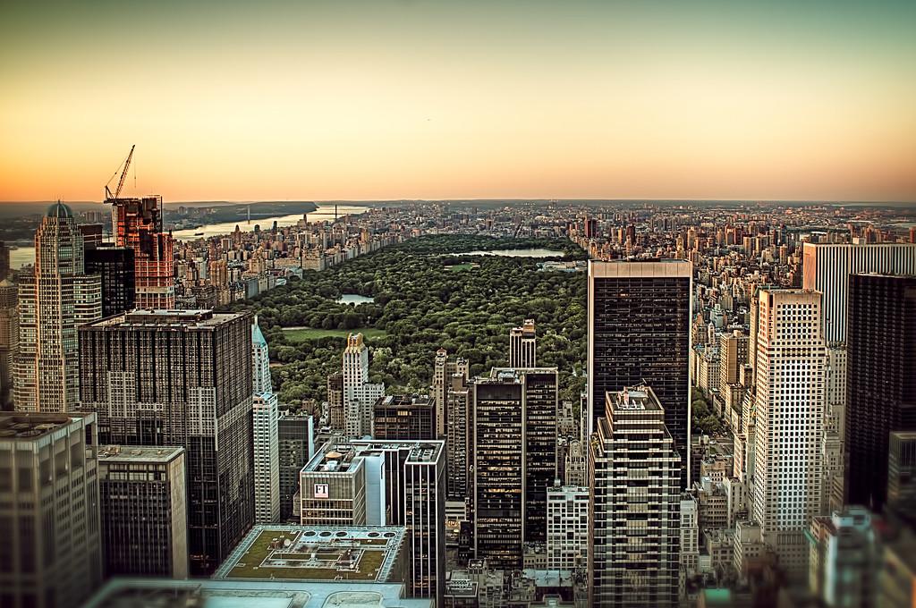 Central Park (Off Centre)