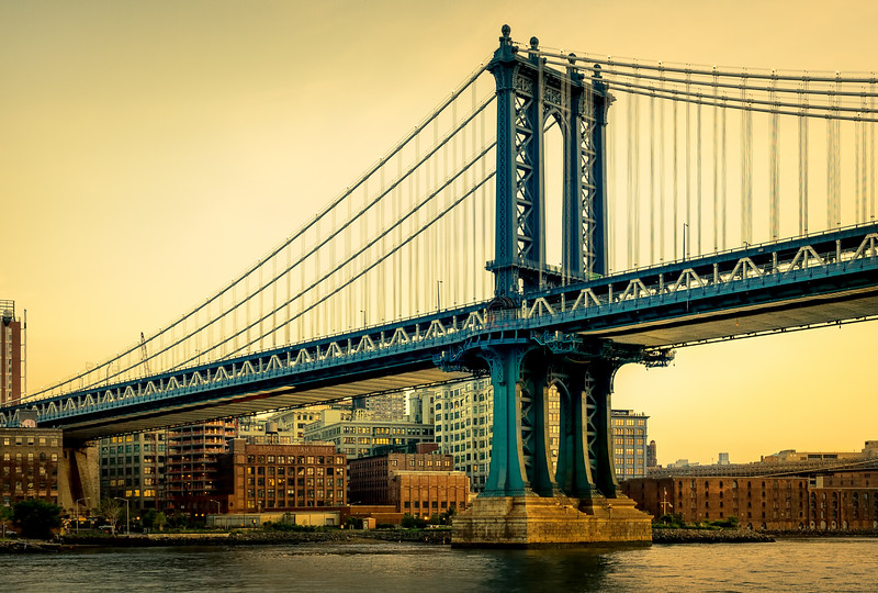 Travel Photography Blog: New York Manhattan Bridge
