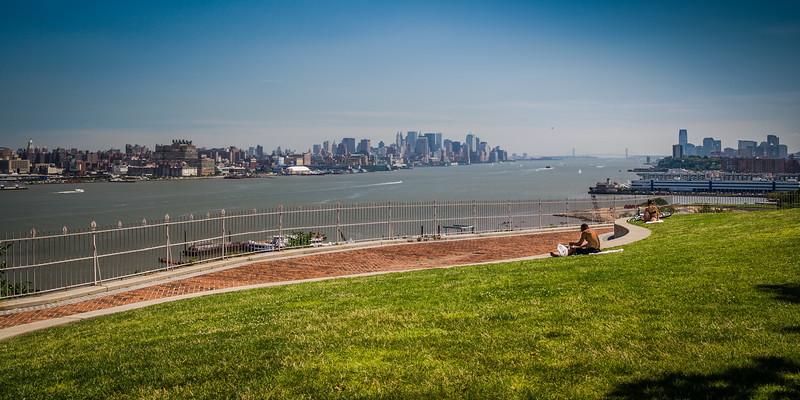Travel Photography Blog: New York City - the Best Spot to Photograph Manhattan