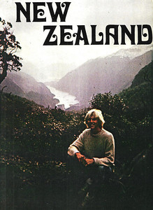 A photo journal of my New Zealand adventures from January 19 to July 19, 1983