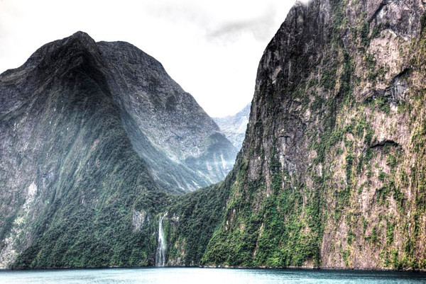 New Zealand - Fiords