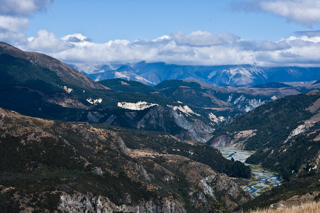 Southern Alps NZ