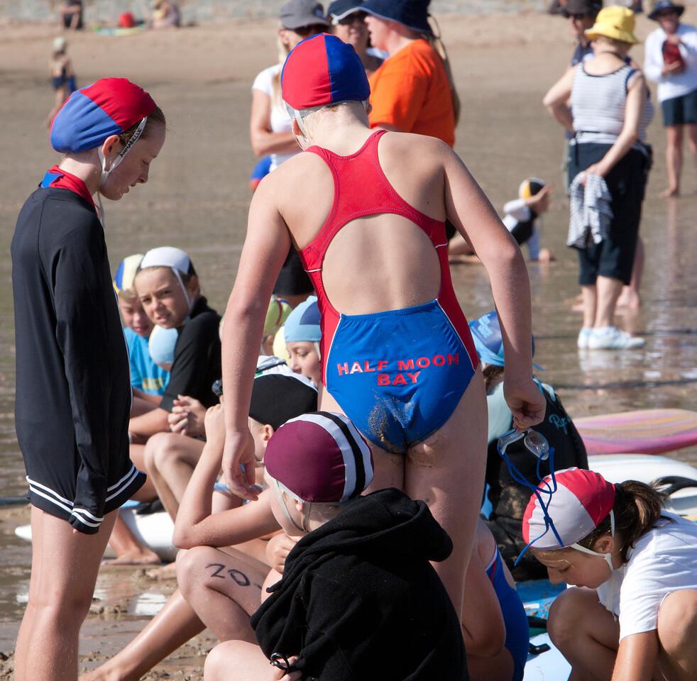 Lifeguard competition AU.  I liked the team name.