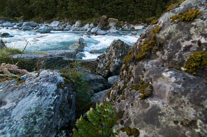 The Matukituki River