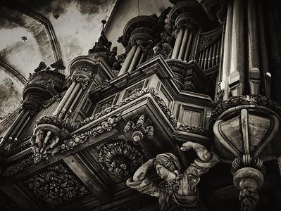Grandes Orgues - Abbatiale Saint Michel
