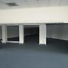 Future retail parts room.