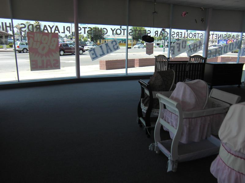Babyland inside