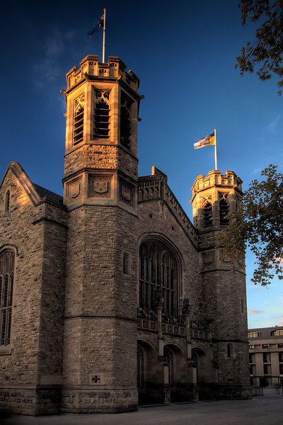 Bonython Hall at the University of Adelaide