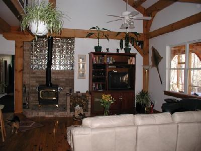205 R Fireplace