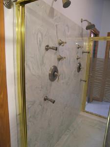 250 Their Euro shower