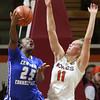 Central Connecticut St Virginia Tech Basketball
