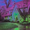 113016  Wesley Bunnell | Staff<br /> <br /> Homes in New Britain are singing up to compete of the best holiday house in a contest run by the parks and recreation department. The winning house from last years contest located at 617 Lincoln St.