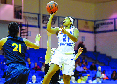 ccsu-womens-basketball-falls-in-finale-of-seton-hall-thanksgiving-classic