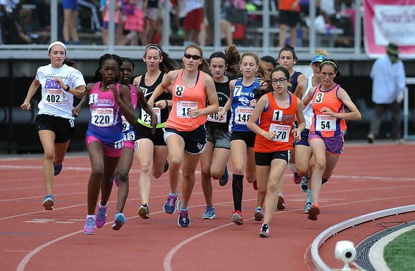 Nutmeg State Games Track and Field