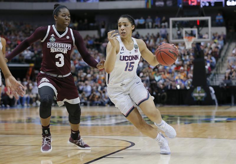 Final Four Mississippi St UConn Womens Basketball