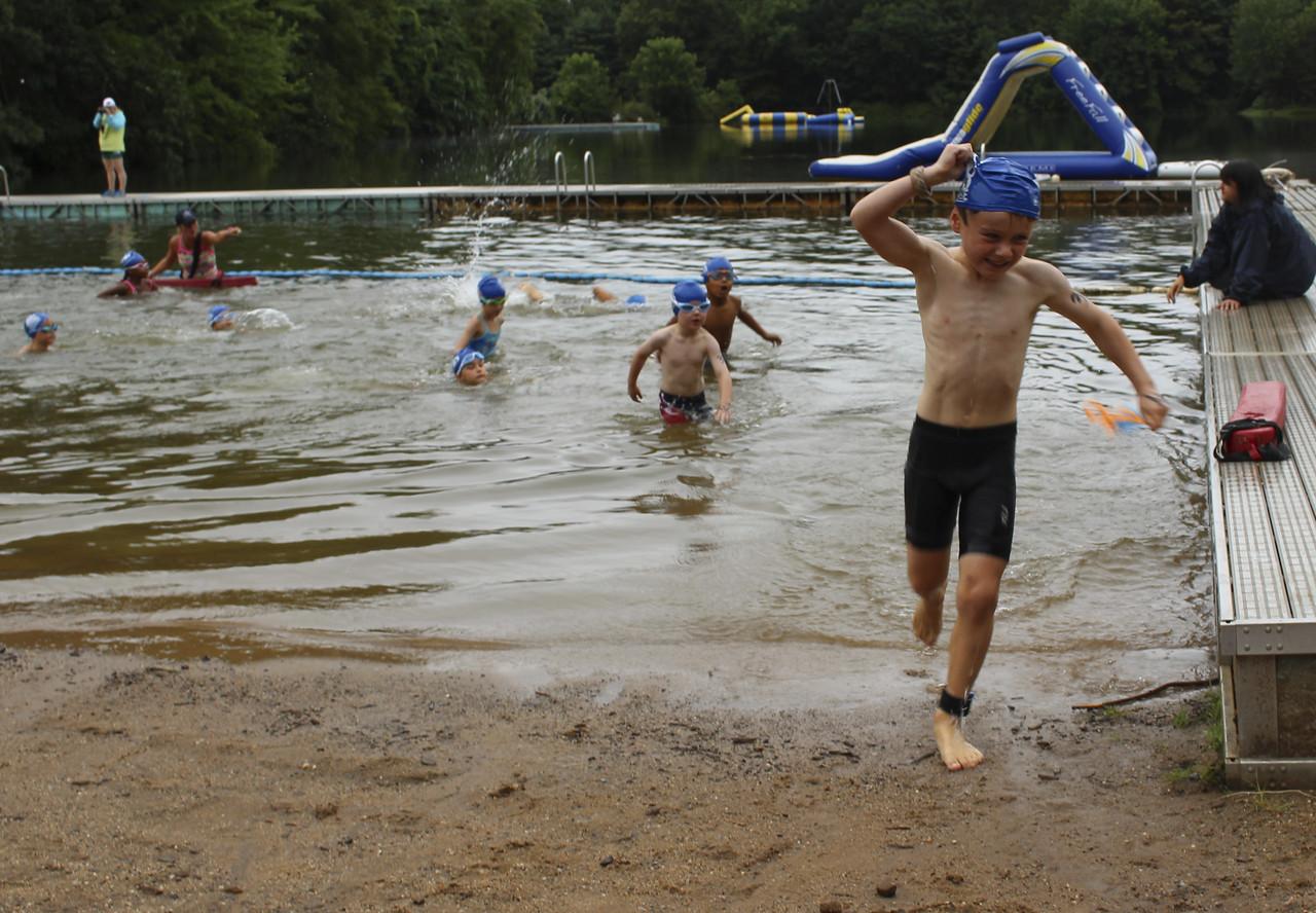 Newtown-Kids Triathlon