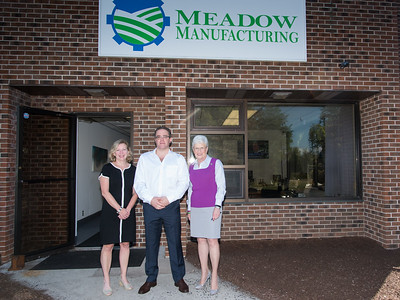 09/27/17  Wesley Bunnell | Staff  Lt. Governor Nancy Wyman visited aerospace manufacture Meadow Manufacturing on Wednesday morning. The company expanded with the assistance of the state's Small Business Express program administered by the Department of Economic and Community Development. Department of Economic & Community Development's Sue Decina, L, Meadow Manufacturing owner Mark Gregoretti and  Lt. Governor Nancy Wyman.