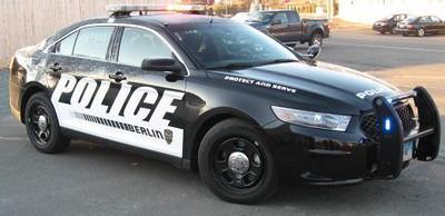 Police car-BE