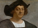police-christopher-columbus-statues-defaced-with-red-paint