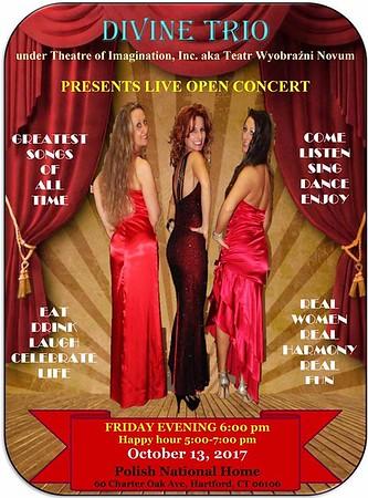 Divine Trio poster